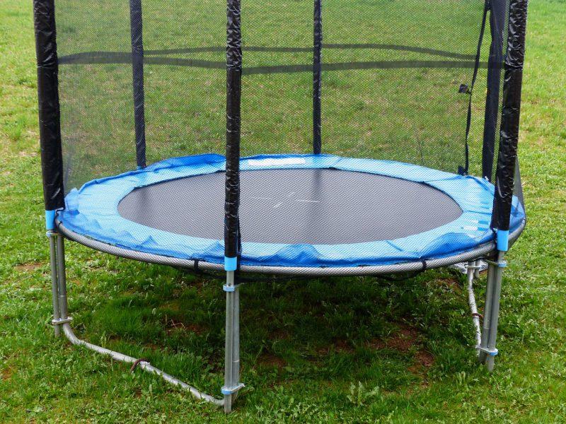 Trampolines maken nieuwe manier van sporten mogelijk